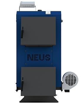Котел на твердом топливе Неус-Эконом 10 квт (с автоматикой)