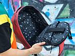 Городской рюкзак Антивор Футбол АМКАЛ (разноцветный) 1277, фото 2