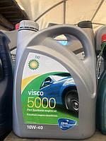 Напівсинтетичне моторне масло Bp Visco 3000 10w-40 4L