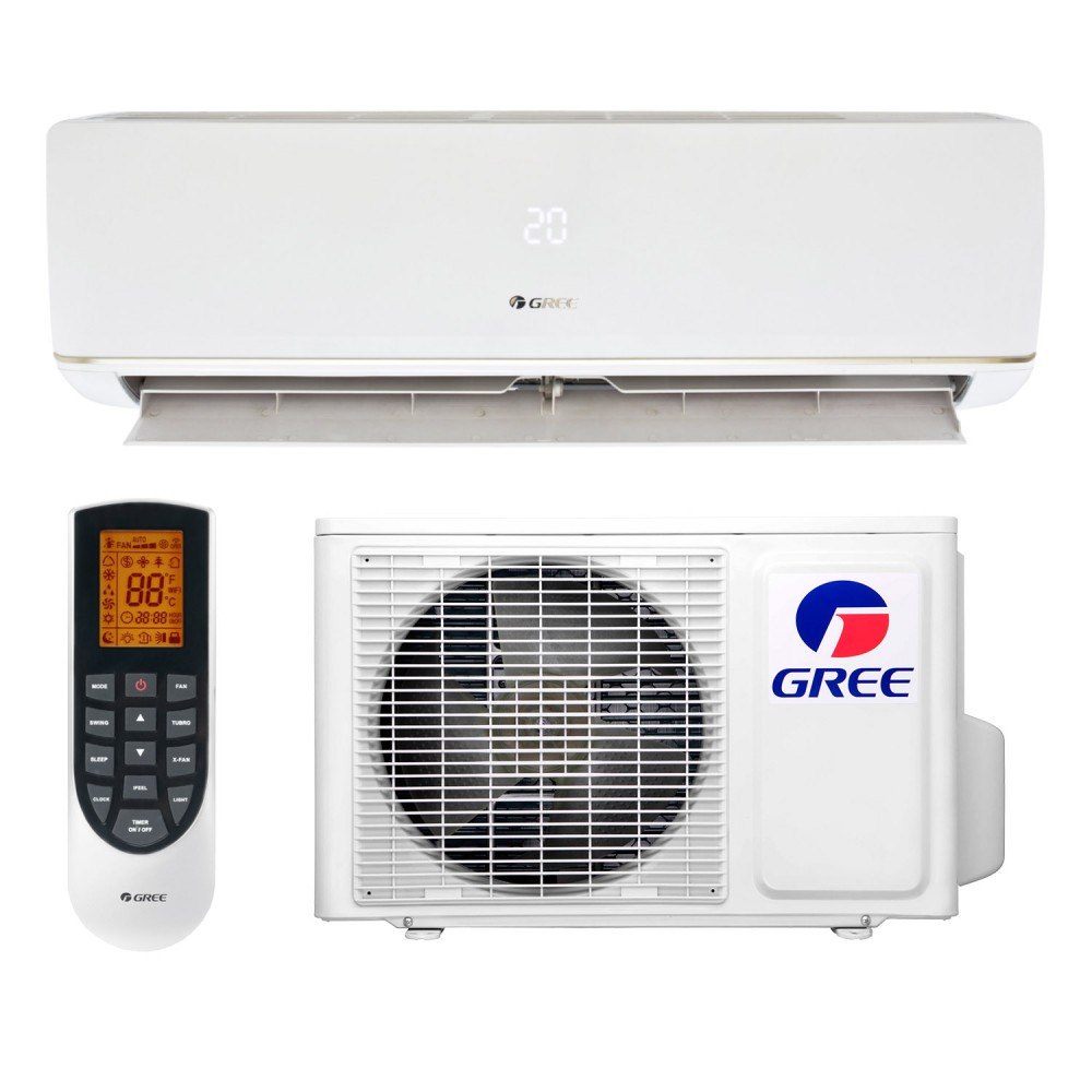 Кондиціонер Gree Bora DC Inverter -15C Cold Plazma + Wi-Fi