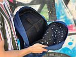 Рюкзак міський система Molle (синій) 1281, фото 2