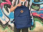 Рюкзак міський система Molle (синій) 1281, фото 4