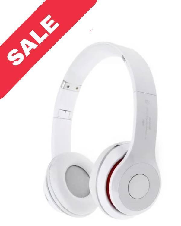 Навушники бездротові S460 white