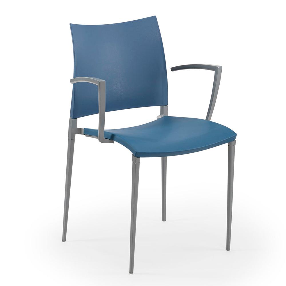 Крісло Tilia Neptun синій джинс