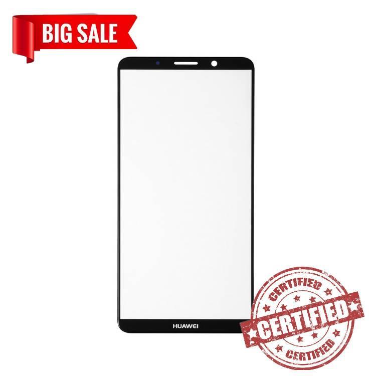 Стекло модуля для Huawei Mate 10 Pro black