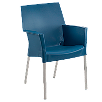 Кресло Tilia Sole синий джинс, фото 1
