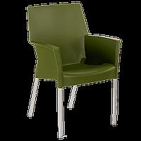 Крісло Tilia Sole хакі, фото 1