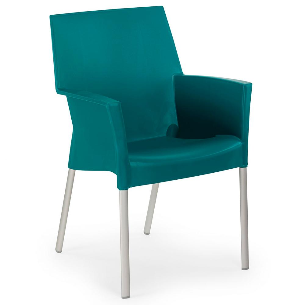 Кресло Tilia Sole зеленая нефть