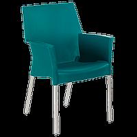 Кресло Tilia Sole зеленая нефть, фото 1