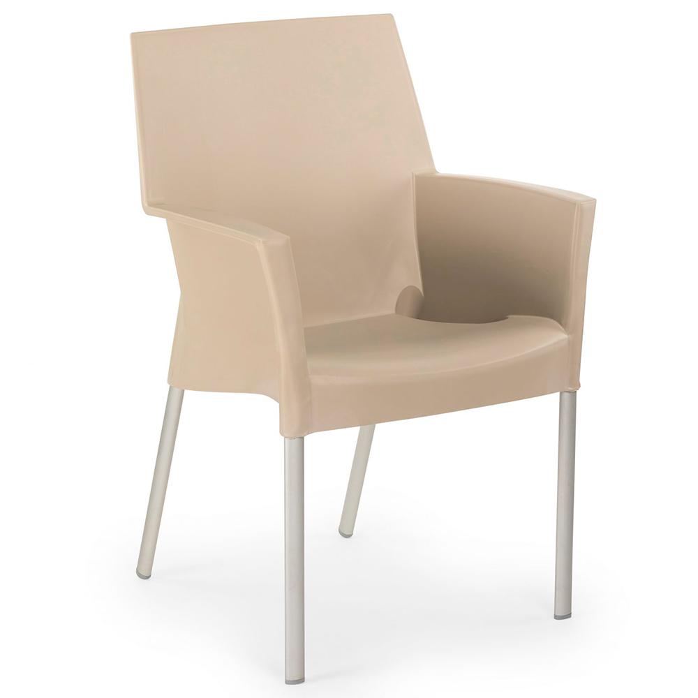 Кресло Tilia Sole бежевое
