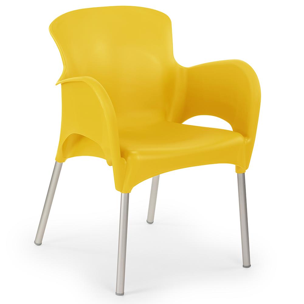 Крісло Tilia Mars жовте