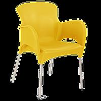 Крісло Tilia Mars жовте, фото 1
