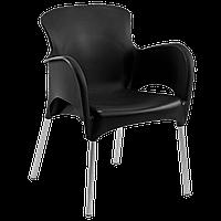 Кресло Tilia Mars черное , фото 1
