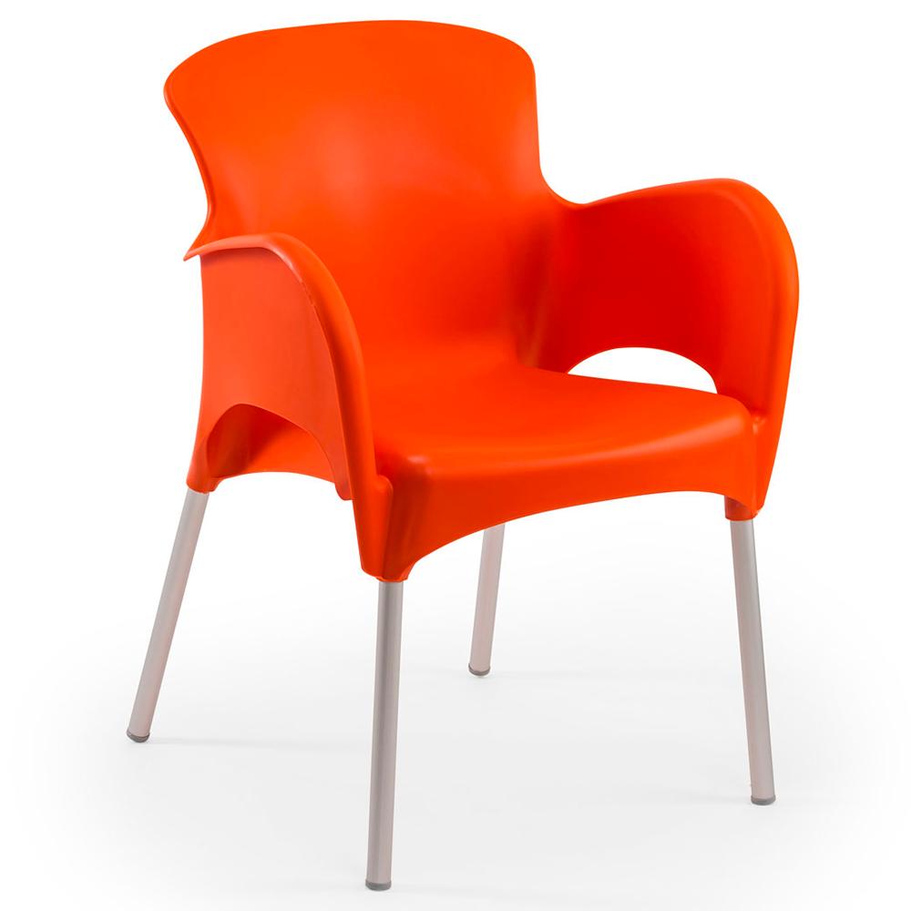 Кресло Tilia Mars оранжевое
