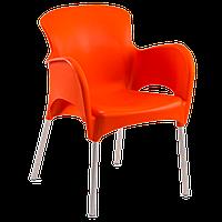 Кресло Tilia Mars оранжевое , фото 1
