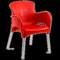 Кресло Tilia Mars красное , фото 1