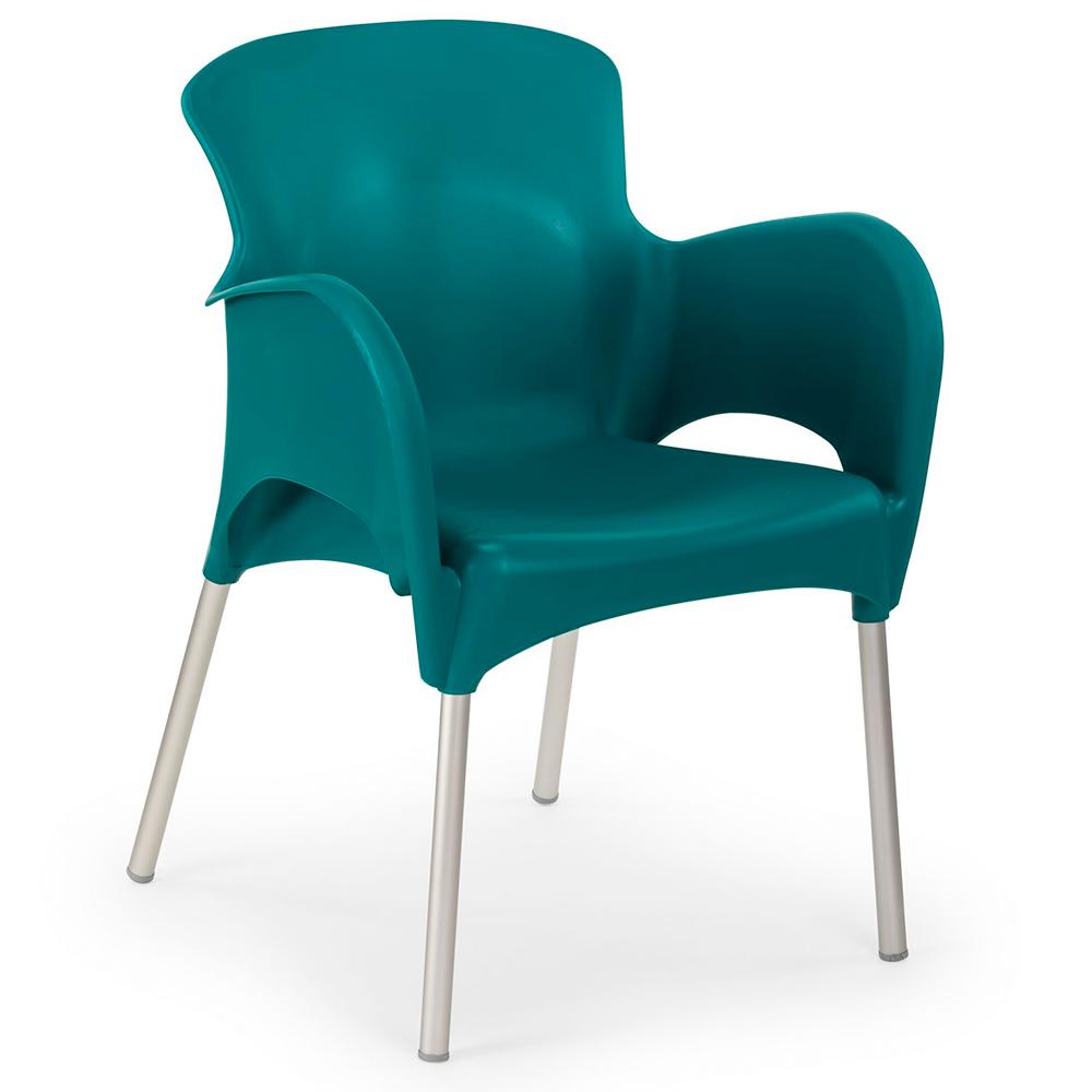 Кресло Tilia Mars зеленая нефть