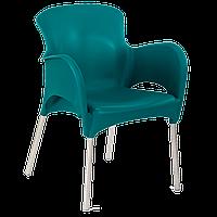 Кресло Tilia Mars зеленая нефть , фото 1