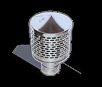 Искрогаситель из оцинковки 0,5 мм, диаметр 200мм