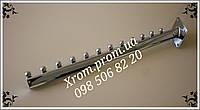 Кронштейн настенный (Флейта торговая) овальный