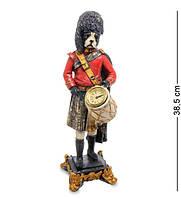 Статуэтка с часами Noble Собака-барабанщик 38,5 см 1904468
