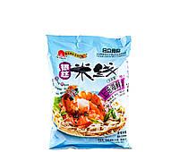 Локшина швидкого приготування з морепродуктами Hezhong 105 г, фото 1