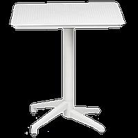 Стол Tilia Moon 70x70 см белая слоновая кость, фото 1