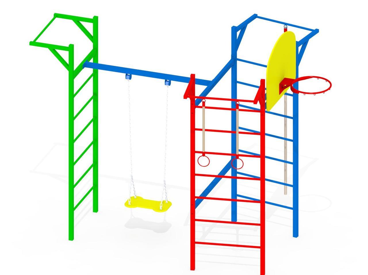 Детский спортивный комплекс M2