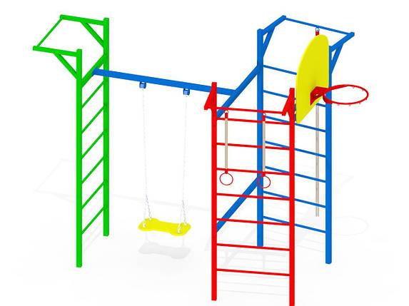 Детский спортивный комплекс M2, фото 2