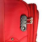 Комплект тканевых чемоданов Kaiman 4 колеса, фото 3