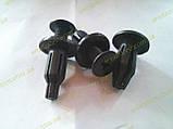 Пистон,Клипса Крепления бампера Aveo Lacetti Lanos Sens Ланос Сенс длинный  ф=10 мм OE 94530624, фото 3