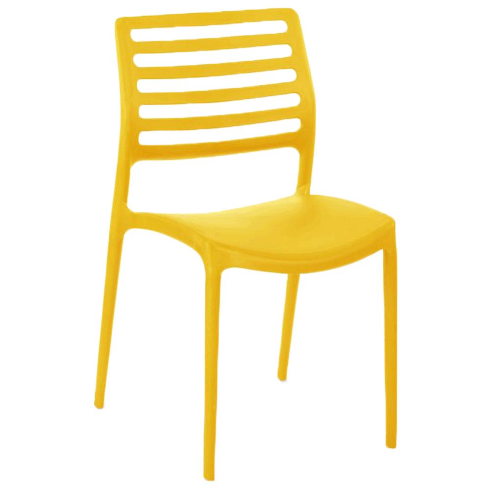Стул Tilia Louise желтый