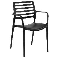 Кресло Tilia Louise XL черный, фото 1
