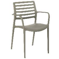 Кресло Tilia Louise XL серый цемент, фото 1