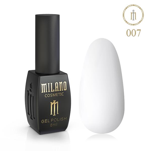 Гель-лак MILANO 007, 8 мл