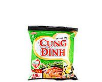 Локшина швидкого приготування зі смаком креветки Cung Dinh Micoem 80 г