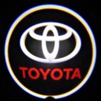 Дверной логотип LED LOGO 001 TOYOTA