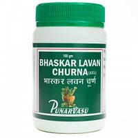 Лаван бхаскар 100 гр, улучшение пищеварения, удаляет токсины, диспепсия, увеличение селезенки, колики, вздутие