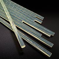 Клей силиконовый клеевые стержни 7мм 10шт. термоклей
