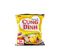 Локшина швидкого приготування зі смаком курки Cung Dinh Micoem 80 г