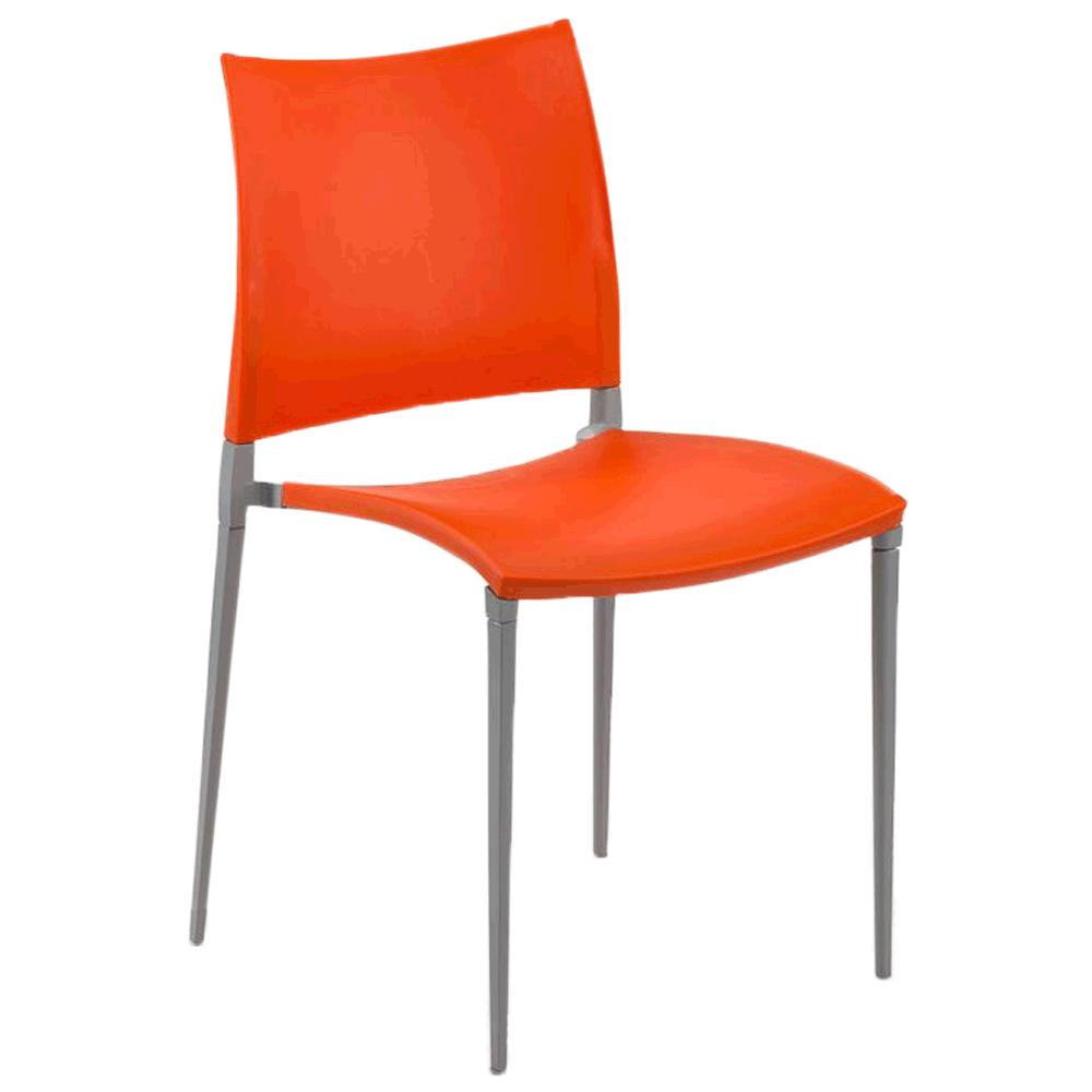 Стул Tilia Neptun оранжевый