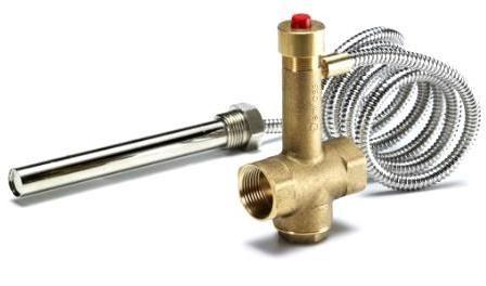 Защитный клапан Regulus BVTS (теплового сброса)