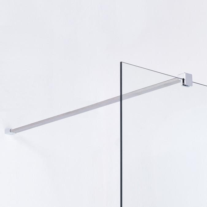 Держатель стекла (D) с креплениями, 1000мм