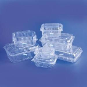 Упаковка пластиковая для пищевых продуктов