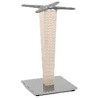 База стола Tilia Antares Single кремовий, фото 1