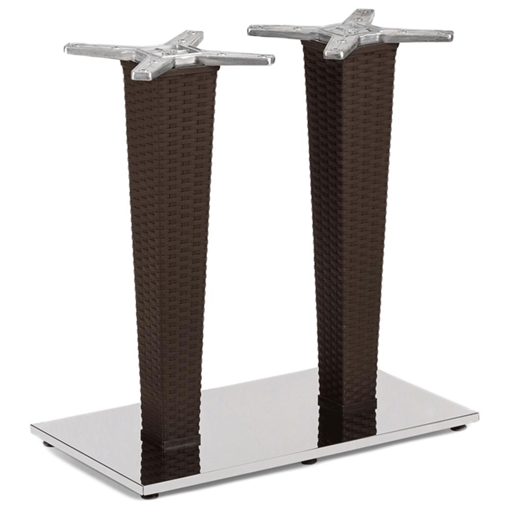 База стола Tilia Antares Double венге
