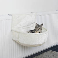 Trixie (Трикси) Cuddly Bag for Radiator Мягкий гамак на батарею для кошек