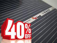 Инфракарсный теплый пол Нагревательная пленка Hi Heat 305 Электрическое отопление из Кореи