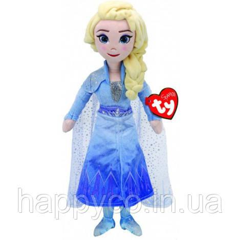 """Мягкая игрушка TY Frozen """"ELSA"""" 25 см (звуковой эффект)"""