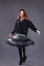 Школьная юбка для девочки Школьная форма для девочек MONE Украина 1615-1
